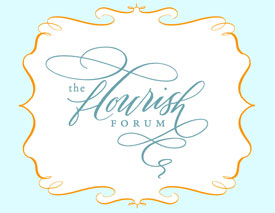 The Flourish Forum . com