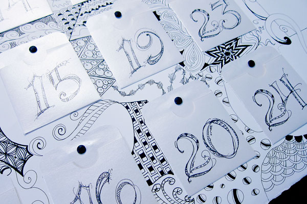 Zenspirations & Zentangle Advent Calendar